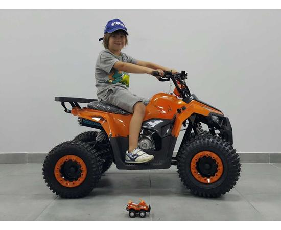 Детский бензиновый квадроцикл COMMAN B5 MUDHAWK