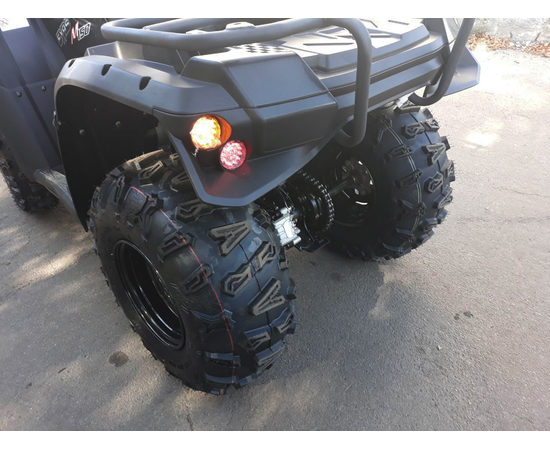 Детский / пордростковый квадроцикл Linhai Yamaha 150 (Черный)