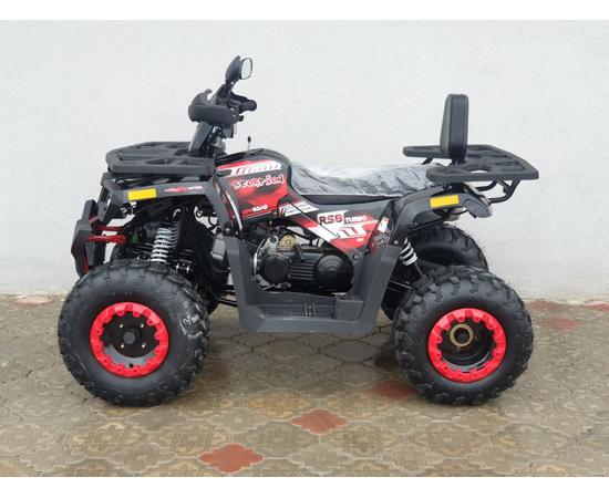 Подростковый квадроцикл Comman Scorpion 200 cc Black (Модель 2019 года)