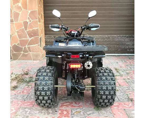 Детский / подростковый квадроцикл Spark SP 125-7 (синие вставки)