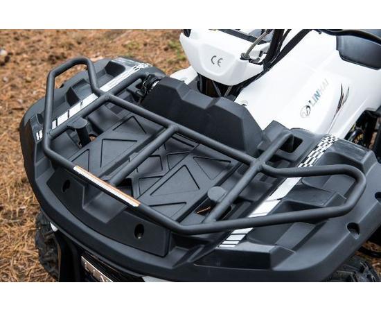 Детский / пордростковый квадроцикл Linhai Yamaha 150 (Черно белый)