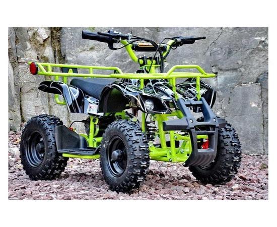 Детский квадроцикл Viper-Crosser EATV 90505 (электро) - Зеленый