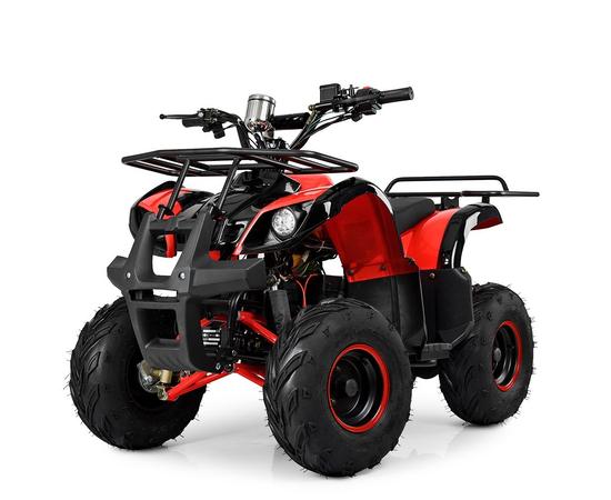 Детский (подростковый) квадроцикл PROFI HB-EATV1000D-10(MP3) Красный