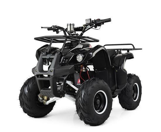 Детский (подростковый) квадроцикл PROFI HB-EATV1000D-2 (MP3) Черный